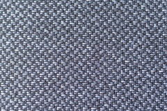 Darker and lighter grey fabric fibres close up Stock Photo