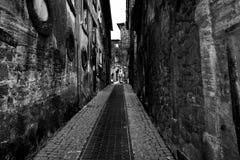 Darker upwards. Pofi italia frosinone Stock Photography
