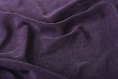 Darkly violet fabric. As a background for design registration Royalty Free Stock Photo