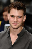 Jeremy Irvine. Arriving for European premiere of 'The Dark Knight Rises' at the Odeon Leicester Square, London. 18/07/2012 Picture by: Steve Vas / Featureflash Royalty Free Stock Photos