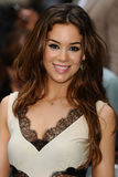 The Darkness,Roxanne McKee Royalty Free Stock Images