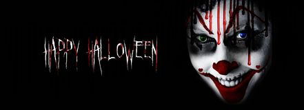 Darkness, Supervillain, Fictional Character, Clown Stock Photos