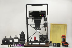 Darkroom Equipment Royalty Free Stock Images