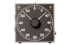 Darkroom Timer Royalty Free Stock Photo