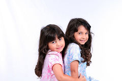 Darling Dolls Royalty Free Stock Photo