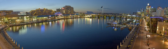 Darling Harbor Stock Photography