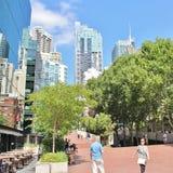 Darling Harbor Sydney Royaltyfria Bilder