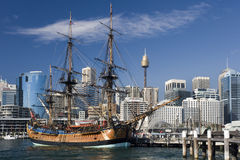 Darling Harbor - Sydney - Australia royalty free stock photos