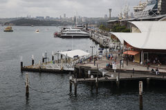 Darling harbor sydney australia Royalty Free Stock Photography