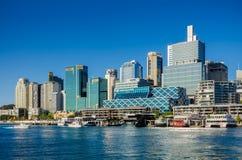 Darling Harbor, Sydney, Australia Royalty Free Stock Image