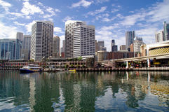 Darling Harbour Royalty Free Stock Image