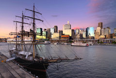 Darling Harbour bay Stock Images