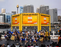 Darling harbour fiesta festival Royalty Free Stock Images