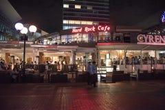 Darling Harbour: Hard Rock Cafe arkivbild