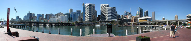 Darling Harbour Royalty Free Stock Images