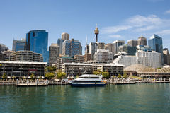 Darling Harbour, Sydney Royalty Free Stock Photography