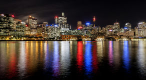 Darling Harbour Sydney Photos libres de droits