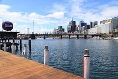 Darling Harbour @ Sydney royalty-vrije stock afbeeldingen