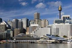 Darling Harbour - Sydney - Australia Royalty Free Stock Photos