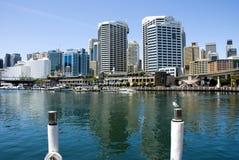 Darling Harbour Sydney Australia Stock Image
