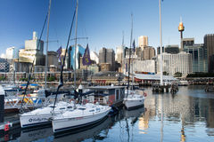 Darling Harbour Sydney Australia Stock Images
