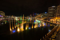 Darling Harbour. Stock Photo