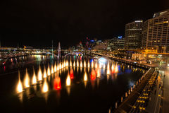 Darling Harbour. Royalty Free Stock Photos