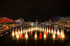 Darling Harbour. Stock Photos