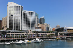 Darling harbour - Sydney Stock Photography