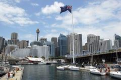 Darling Harbour, Sydney, Australia Stock Photos