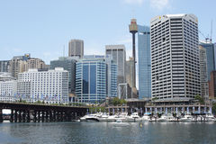 Darling Harbour, Sydney, Australia Royalty Free Stock Images