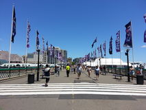 Darling harbour sydney Royalty Free Stock Image