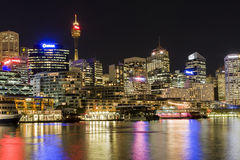Darling Harbour Sydney Royalty Free Stock Photos