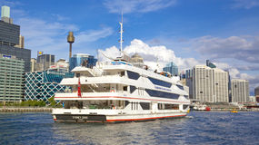 Darling Harbour Royalty Free Stock Photography