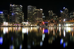Darling Harbour Waterfront, Sydney Stock Images