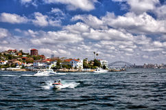 Darling Point, Sydney Stockbild