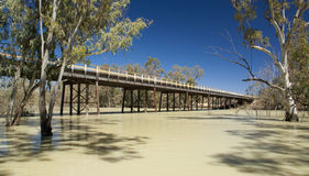 Darling River, Australia Royalty Free Stock Images