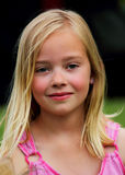 Darling Young Girl Royalty Free Stock Photo