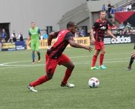 Darlington Nagbe Lizenzfreies Stockbild