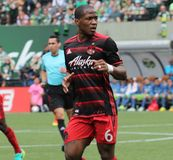 Darlington Nagbe Stockbild