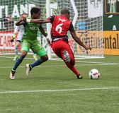 Darlington Nagbe Stockbilder