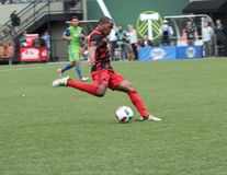 Darlington Nagbe Photographie stock