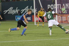 Darlington Nagbe Royalty Free Stock Photo