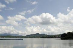 Darma Reservoir Stock Photo