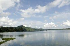 Darma Reservoir Stock Image
