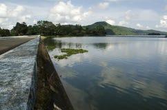 Darma Reservoir Royalty Free Stock Image