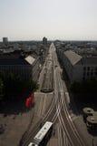 Darmstadt Haupthandels Lizenzfreies Stockbild