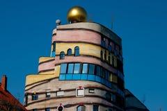 darmstadt lasu spirala Zdjęcie Royalty Free
