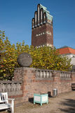 Darmstadt Mathildenhohe Royalty Free Stock Images