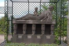 Darmstadt Matildenhohe Imagens de Stock Royalty Free